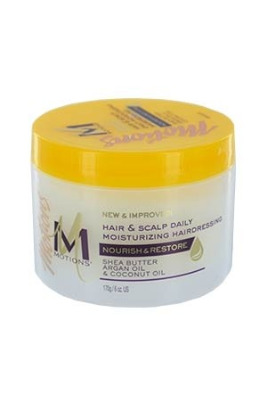 [Motions-box#9] Hair and Scalp Daily Moisturizing Hairdressing (6oz)