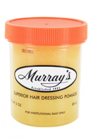 [Murray's-box#20] Superior Pomade for Institutional-3oz
