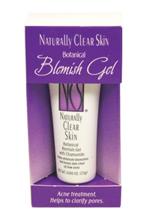 [Naturally Clear Skin-box#6] Botanical Blemish Gel(0.8oz)