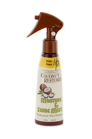 [Nature's Protein-box#12] Coconut Restore Moisture & Shine Mist (4 oz)