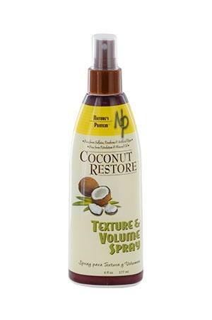 [Nature's Protein-box#7] Coconut Restore Texture&Volume Spray (6 oz)