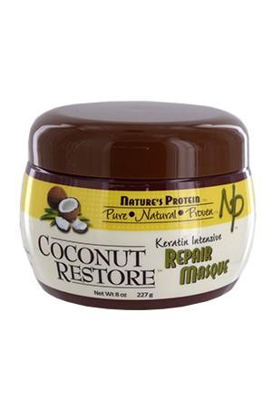 [Nature's Protein-box#2] Coconut Restore Repair Masque (8oz)