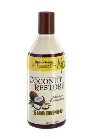 [Nature's Protein-box#5] Coconut Restore Shampoo (13oz)