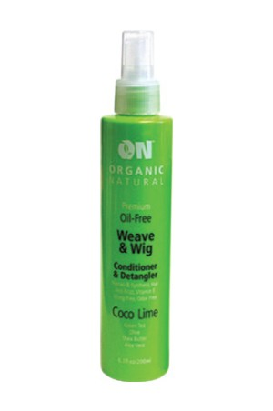 [Nextimage-box#5] ON Weave & Wig Detangler - Coco Lime (8oz)