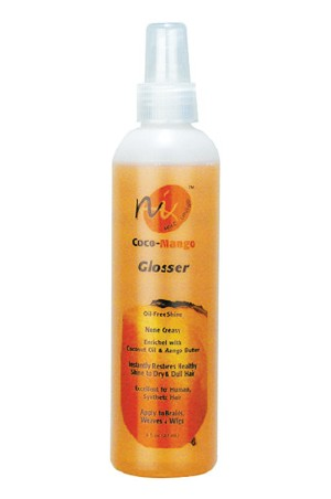 [Nextimage-box#19] CocoMango Hair Glosser (8oz)