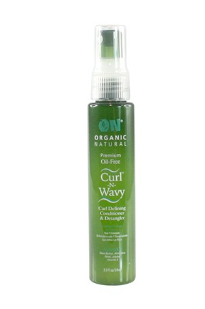 [Nextimage-box#28] ON Curl-N-Wavy Detangler - Avocado (2oz)