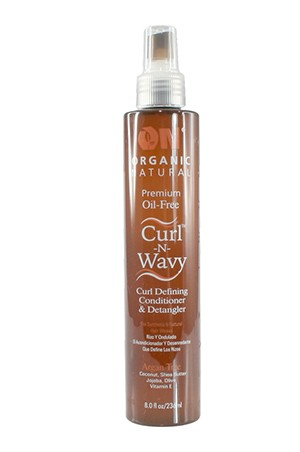 [Nextimage-box#29] ON Curl-N-Wavy Detangler - Argan Tree (8oz)