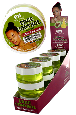 [Nextimage-box#47] ON Edge Control Hair Gel-Olive&Avocado (1oz/12pc/ds)