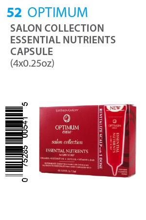 [Optimum Care-box#52] S/C Essential Nutrients(4*0.25oz)