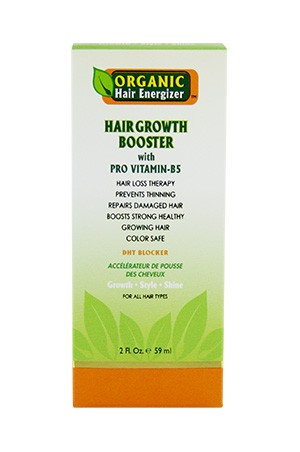 [Organic Hair Energizer-box#1] Hair Growth Booster (6oz)