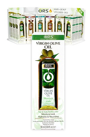 [Organic Root-box#105] Hair Scalp W Oils Virgin Oilve Oil (3.4oz)