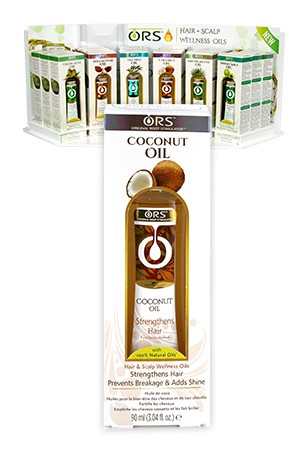[Organic Root-box#107] Hair Scalp W Oils Coconut Oil (3.4oz)