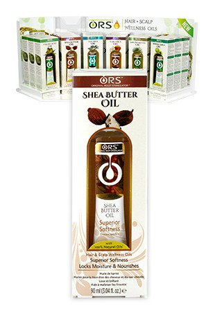[Organic Root-box#109] Hair Scalp W Oils Shea Butter Oil (3.4oz)
