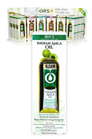 [Organic Root-box#110] Hair Scalp W Oils Indian Amia Oil (3.4oz)