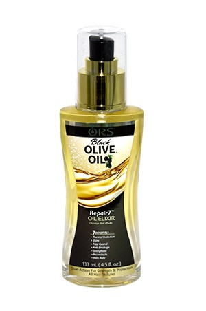 [Organic Root-box#120] Black Olive Oil Repair7 Oil Elixer(4.5oz)
