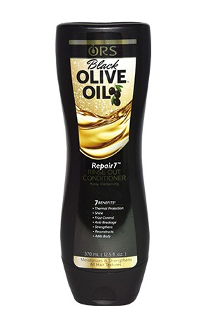 [Organic Root-box#122] Black Olive Oil Rinse Out Conditioner(12.5oz)