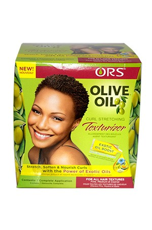 [Organic Root-box#135] Olive Oil Curl Stretching Texturizer