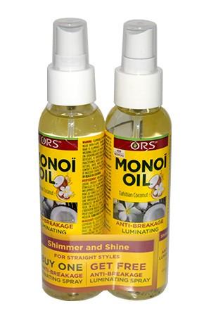 [Organic Root-box#137] Monoi Oil Luminating Spray (4oz)