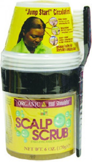 [Organic Root-box#35] Scalp Scrub (6oz)