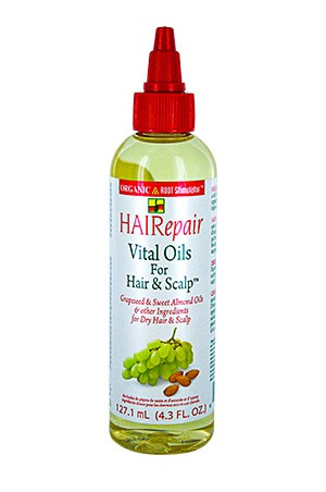 [Organic Root-box#62] HAIRepair Vital Oil Fro Hair & Scalp(4.3oz)