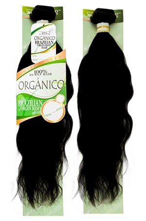 [Organico Brazilian] HH-Natural  (# Natural Black)