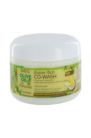 [Organic Root-box#142] Organic Root for Naturals Butter Rich Co-Wash (12oz)
