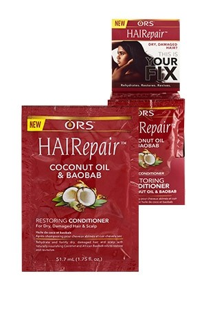 [Organic Root-box#155]  HAIRepair Restoring Conditioner [1.75oz/12pk/ds]