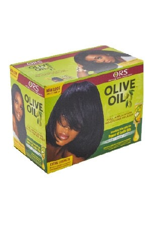 [Organic Root-box#2] Olive Oil Relaxer-Extra Strength(Pcs)
