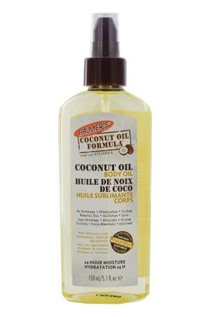 [Palmer's-box#136] Coconut Body Oil (5.1 oz)