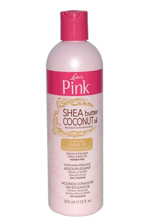 [Pink-box#65] Shea Butter & Coconut Oil Leave-In Conditioner(12oz)