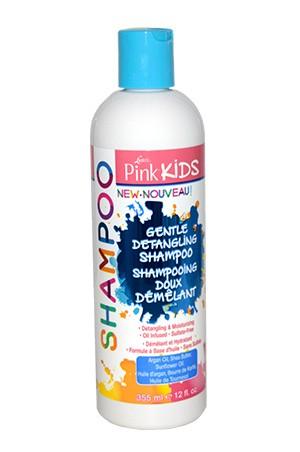 [Pink-box#67] Pink Kids Gentle Detangling Shampoo (12oz)