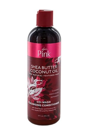 [Pink-box#72] Shea Butter & Coconut Oil Co-Wash (12 oz)