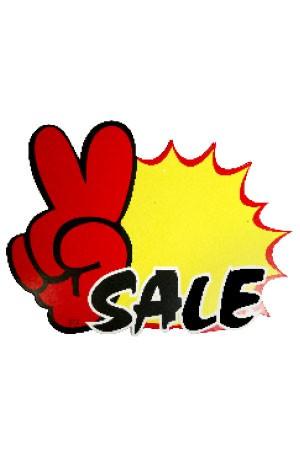 [#2646] POP Price Tags (Sale-02) -10pcs/Pk