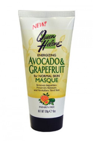 [Queen Helene-box#35] Avocado & Grapefruit Facial Mask (6oz)
