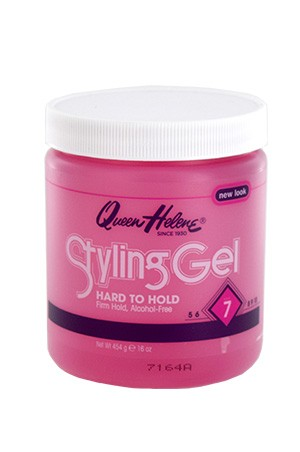 [Queen Helene-box#20] Hard To Hold Styling Gel (16 oz)