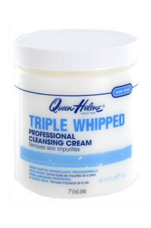 [Queen Helene-box#40] Cleansing Cream - Triple Whipped (15oz)