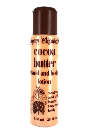[Queen Elisabeth-box#4] Cocoa Butter Lotion(800ml)