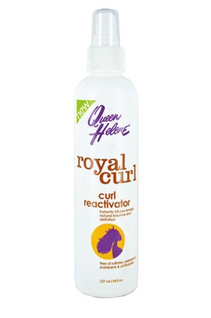 [Queen Helene-box#67] Royal Curl Reactivator (8oz)