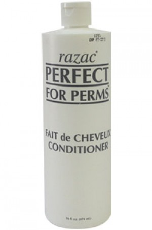 [Razac-box#4] Perfect for Perms Fait De Cheveux Conditioner (16oz)