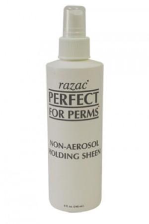 [Razac-box#3] Perfect for Perms Non-Aerosol Holding Sheen (8oz)