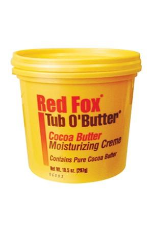 [Red Fox-box#2] Cocoa Butter Moisturizing Creme (10.5 oz)