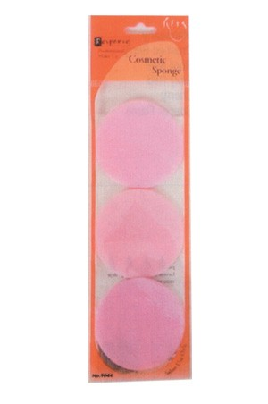 [Response-#9044] Thin Pink Foundation poly sponge -dz