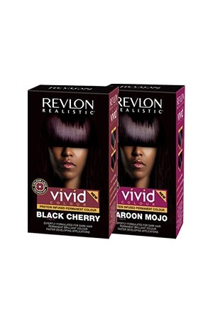 [Revlon-box#22] Real Vivid Colour
