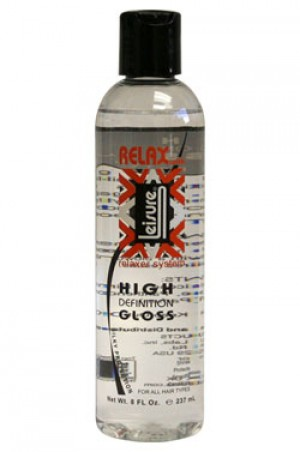 [Leisure-box#20] High Definition Gloss (8oz)