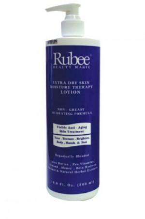 [Rubee-box#8] Extra Dry Skin Moisture Therapy Lotion (16.9 oz)