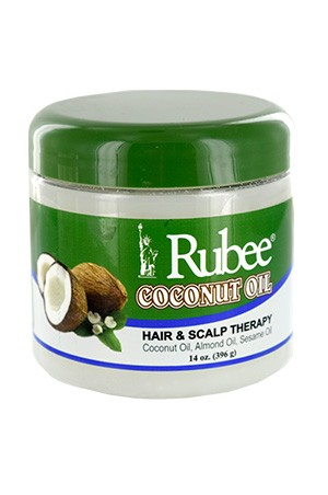 [Rubee-box#16] Coconut Oil Hair&Scalp Therapy (14oz)