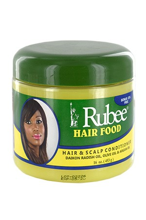 [Rubee-box#17] Hair Food Hair&Scalp Conditioner (16oz)