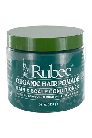 [Rubee-box#18] Organic Hair Pomade Hair&Scalp Conditioner (16oz)