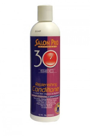 [Salon Pro-box#19C] 30 Sec Replenishing Conditioner (12 oz)