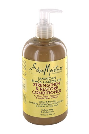 [Shea Moisture-BOX#74] Jamaican Conditioner (13oz)